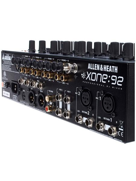 Allen & Heath Xone:92 DJ-Mixer