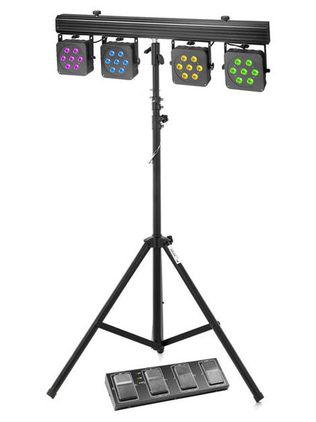 Cameo Multi Par 3 - LED Light Bundle