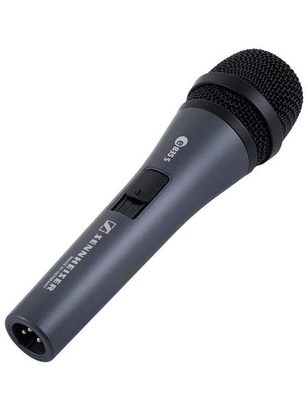 Sennheiser E835 S dynamisches Mikrofon